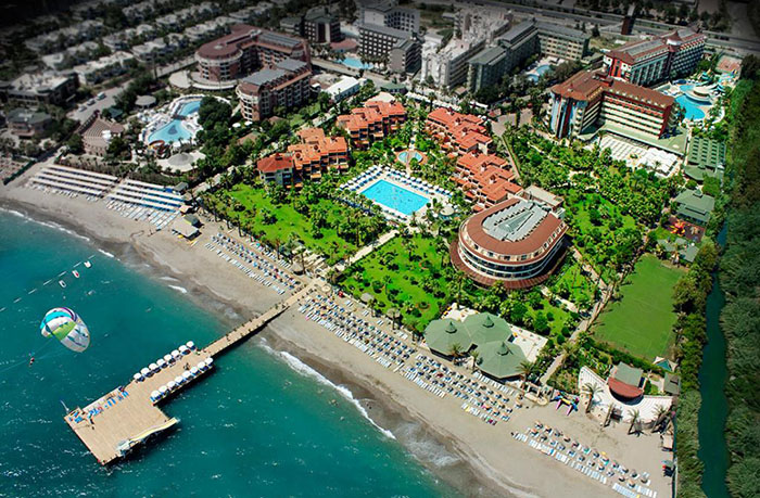 Saphir Hotel And Villas